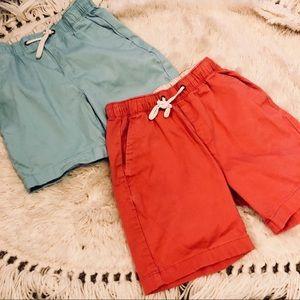 Crewcuts (JCrew) shorts bundle